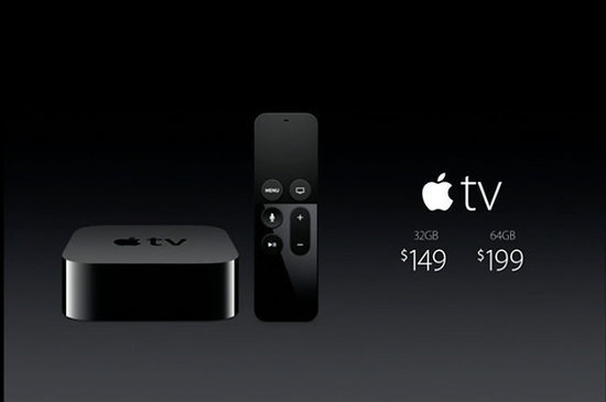 New Apple TV Ships In October With App Store, Touch Remote And Voice Control