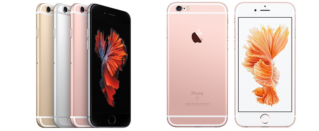 OMG: A Rose-Gold iPhone Is Real and Finally In Store Now