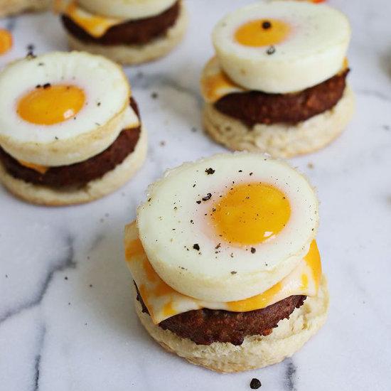 Biscuit Breakfast Sandwich Recipes