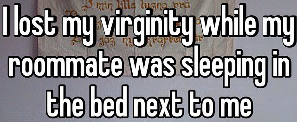 22 First-Time Sex Confessions