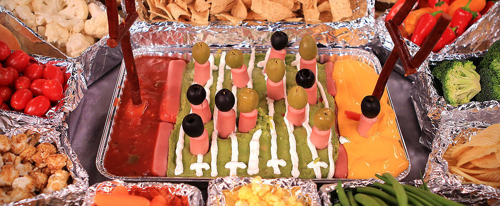 Tailgating Recipes to Last You All Football Season Long
