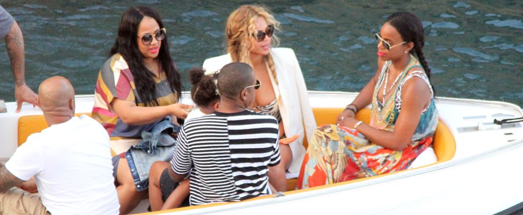 Beyoncé Steals Away For a Belated Birthday Celebration in Italy!
