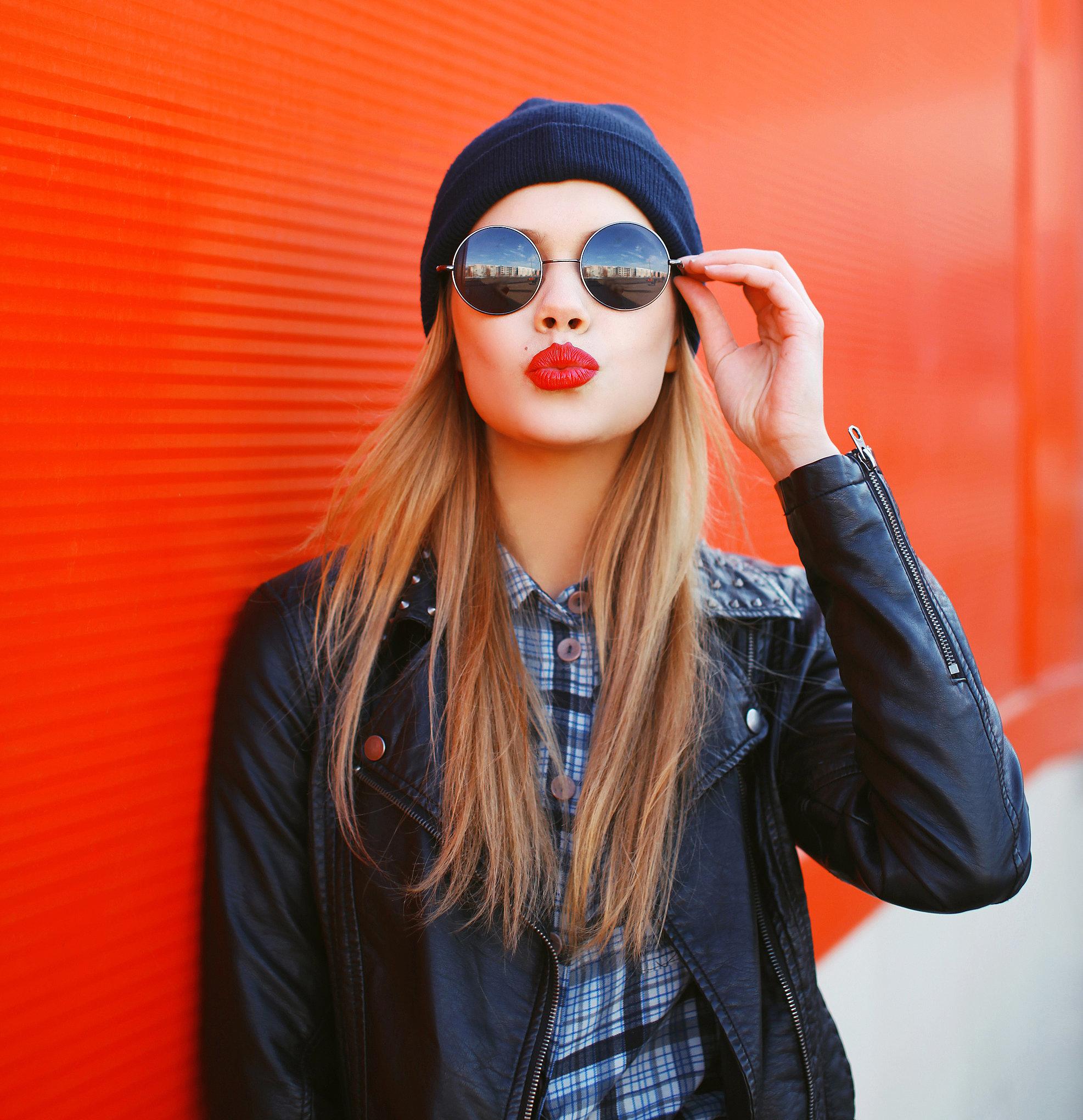 single girl blogging