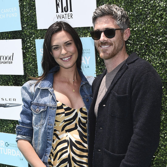 Dave and Odette Annable Welcome Baby Girl