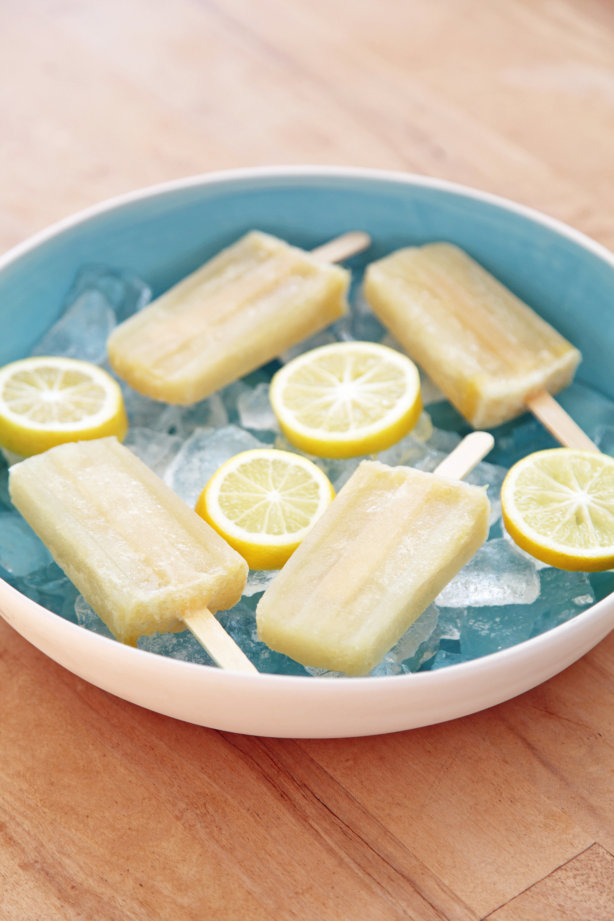 Shandy Popsicles