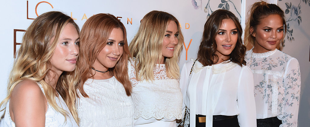 Lauren Conrad Gets Support From Old and New Friends at NYFW