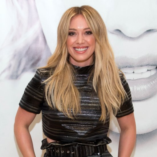 Hilary Duff's Secrets to Flat Abs