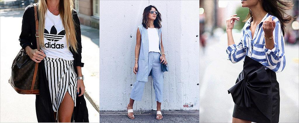 37 Genius Ways to Wear Stripes Every Day