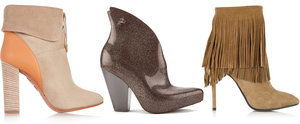Put Your Best Foot Forward in Autumn's Most Stylish Ankle Boots