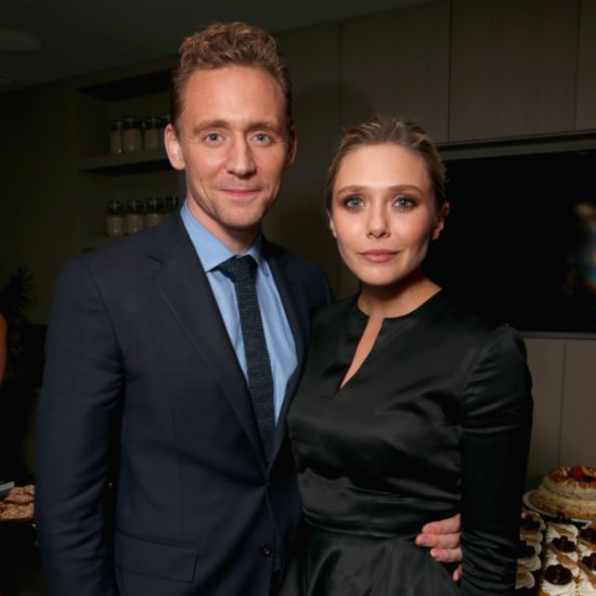 Elizabeth Olsen and Tom Hiddleston at TIFF 2015