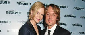 Nicole Kidman and Keith Urban Bring Their Love to London