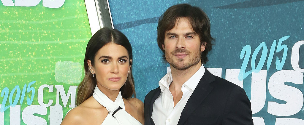 "Ian Somerhalder ""Can't Wait"" to Have Kids With Nikki Reed"