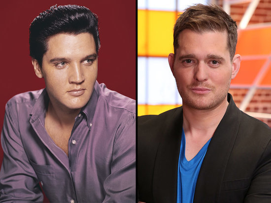 FIRST LISTEN: Hear Elvis Presley and Michael Bublé's Duet of 'Fever'