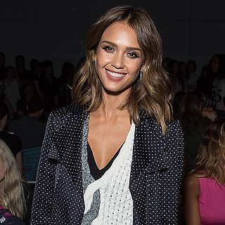 Jessica Alba at Thakoon New York Fashion Show Spring 2016