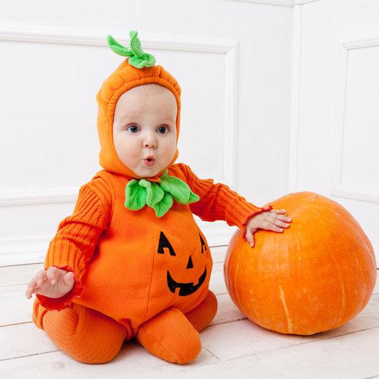 Cutest Babies in Halloween Costumes