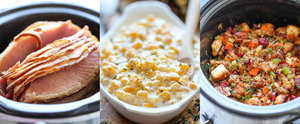 14 Totally Brilliant Thanksgiving Recipes Made in a Slow Cooker