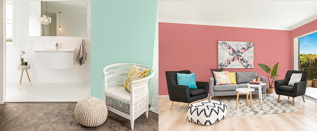 5 Fresh Colours to Decorate With This Spring