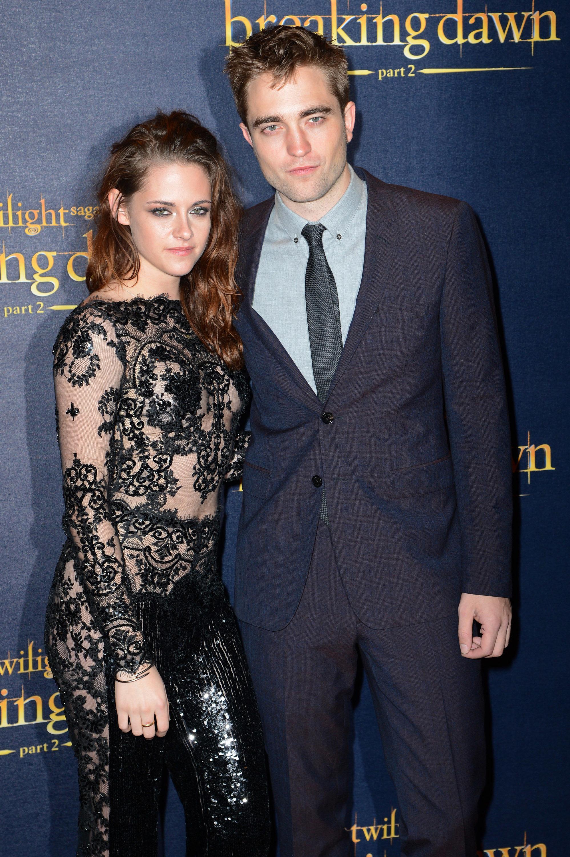 Kristen Stewart Talks About Breakup With Robert Pattinson ...