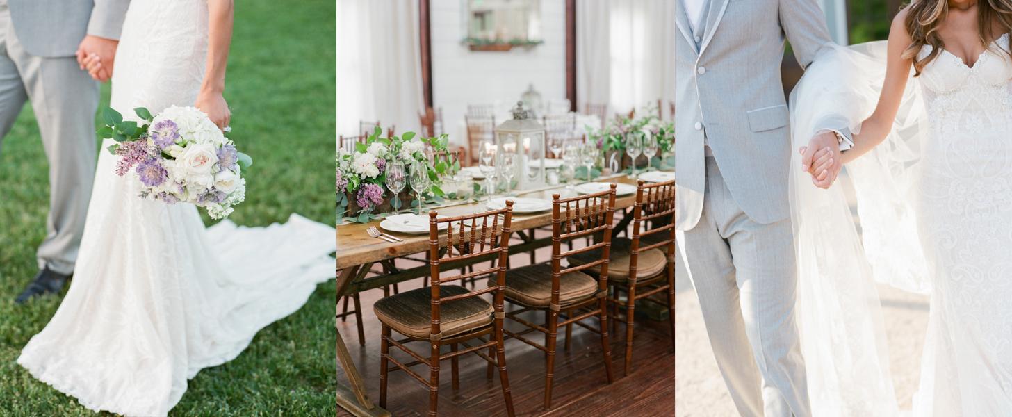 Jana Kramer and Michael Caussin's Southern Wedding