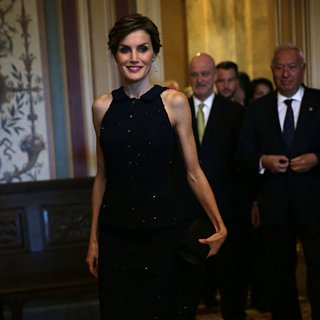 Queen Letizia's Style on Visit to the US