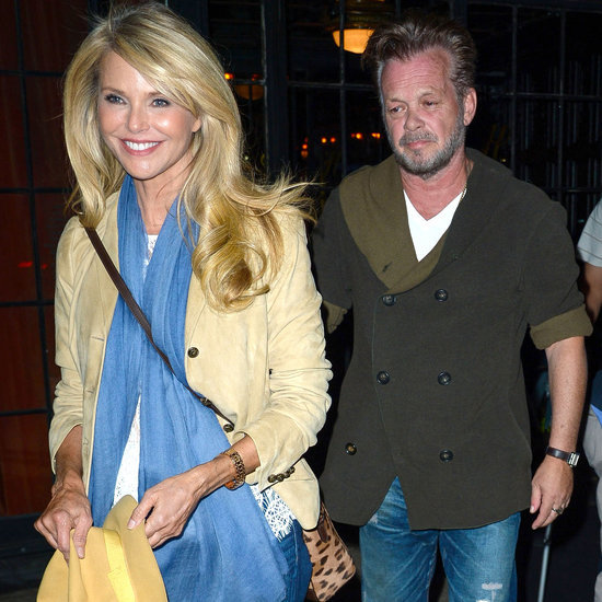 Christie Brinkley and John Mellencamp First-Date Picture