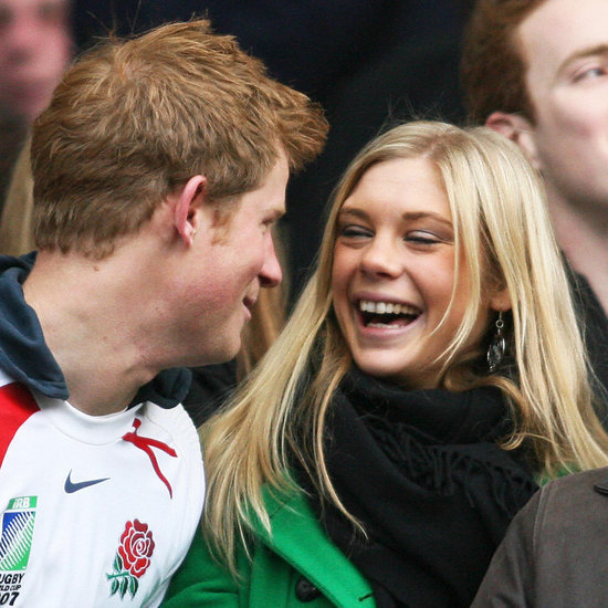 Prince Harry and Chelsy Davy Reportedly Dating Again 2015
