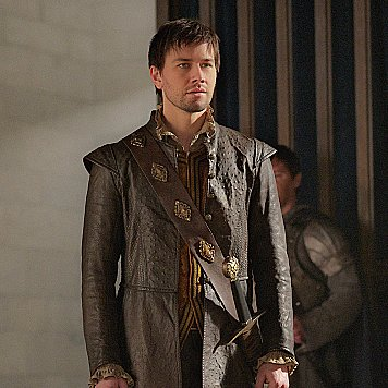 Torrance Coombs Interview For Reign Season 4