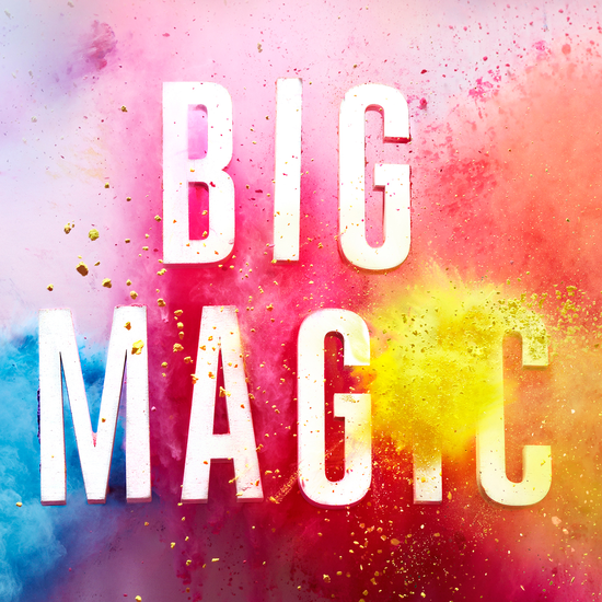 Elizabeth Gilbert Interview About Big Magic