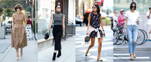 What They Wore: New York Fashion Week's Most Influential