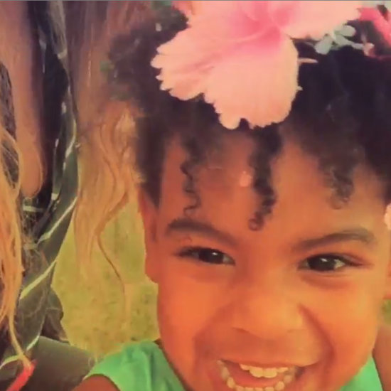 Beyonce's Vacation Video With Blue Ivy and Jay Z