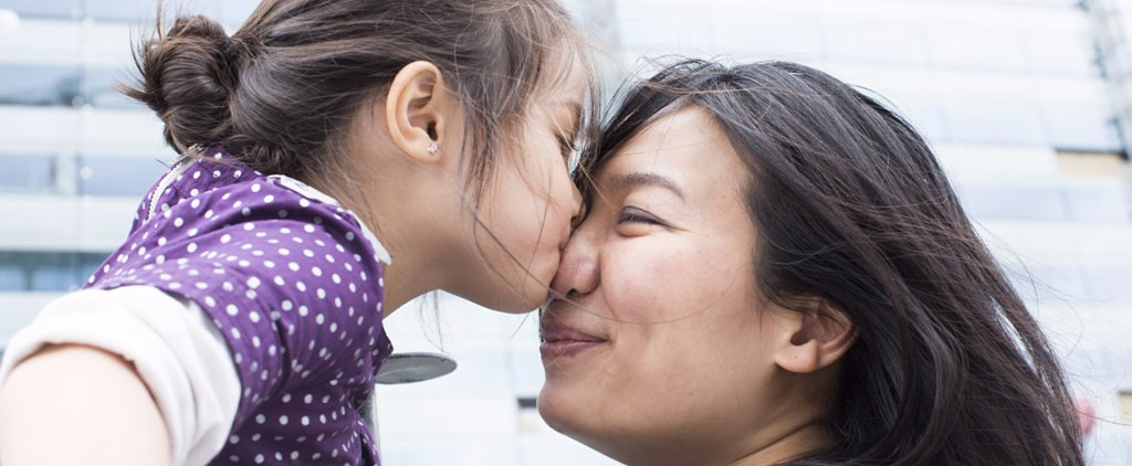 I Won't Kiss My Kids on the Lips Because It's Sexually Inappropriate