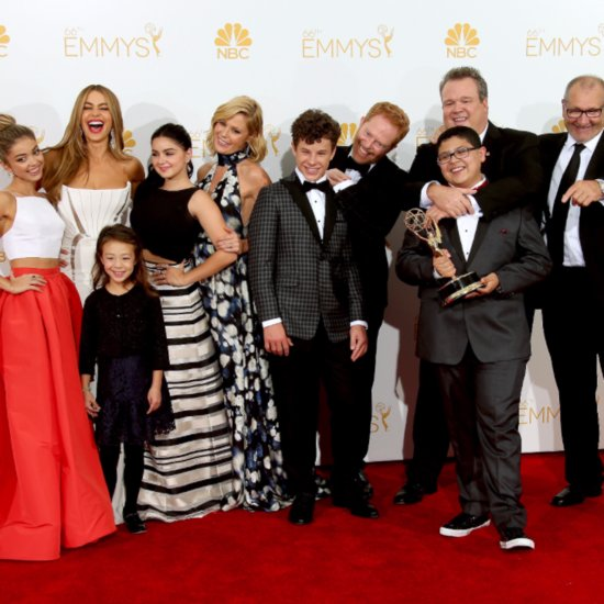 The Modern Family Cast Perfectly Re-Creates Your Favorite Shows