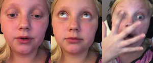 This Girl Scared the Sh*t Out of Herself With the Snapchat Update