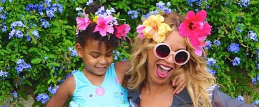 Beyoncé and Blue Ivy May Have Just Started a New Accessory Trend