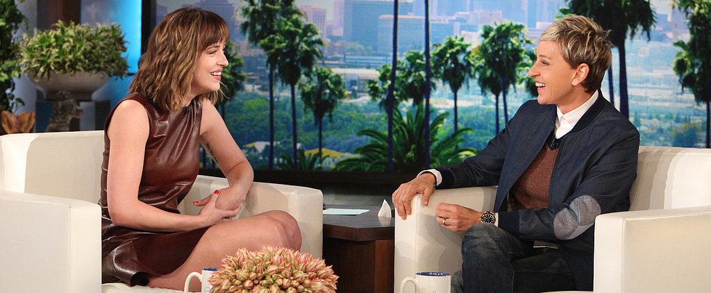 Thanks to Fifty Shades of Grey, Men Are Running Away From Dakota Johnson
