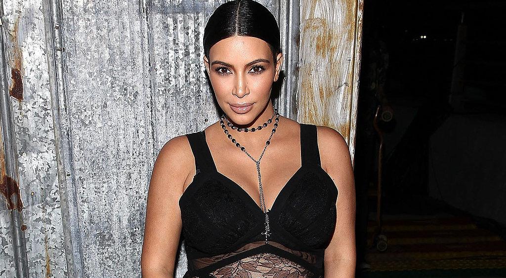 Kim Kardashian Reveals...