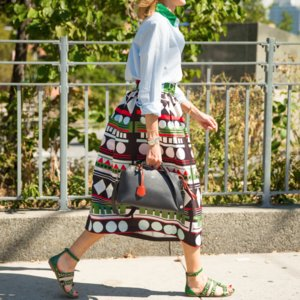 New York Fashion Week Street Style Spring 2016