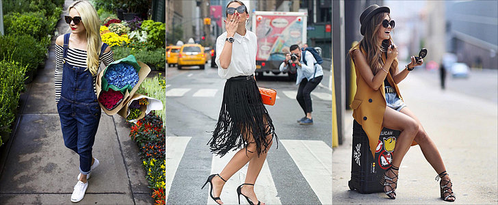 The 30 Best Blogger Outfits From Fashion Week, According to Instagram