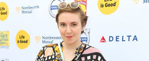 Listen Up! Lena Dunham Has an Important Message We All Need to Hear