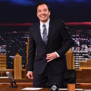 Jimmy Fallon Laughing