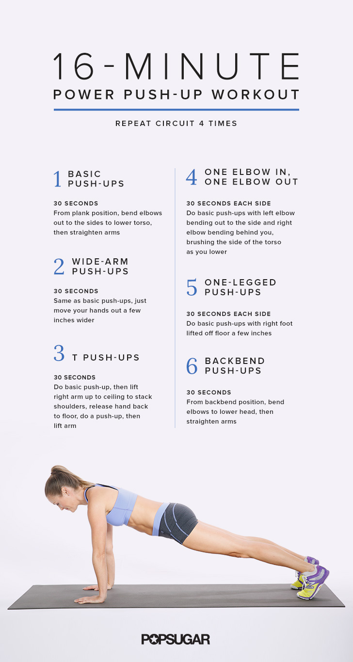 Different Arm Workouts