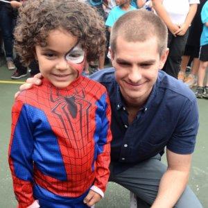 Celebrities With Kids Dressed Up Like Them