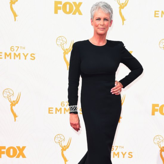 Jamie Lee Curtis Looked So Good at the Emmys That You'll Want to Scream