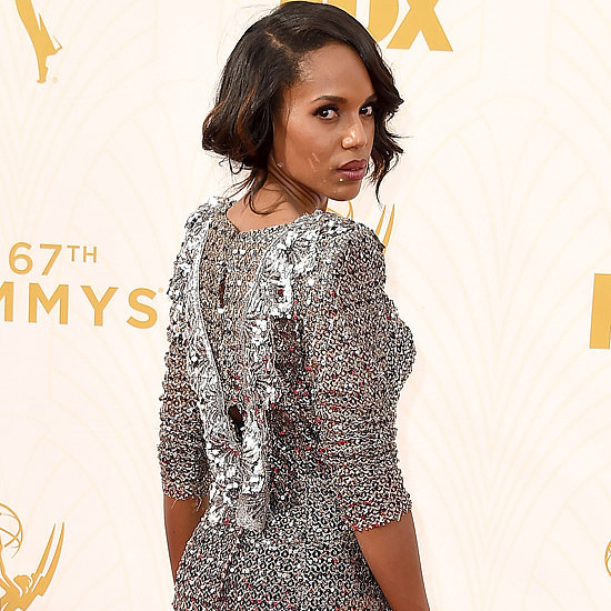 Kerry Washington Dress at Emmys 2015