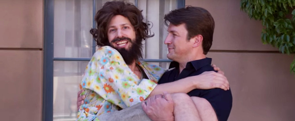 Emmys: Watch Andy Samberg's Star-Studded, Brilliant Opening Number