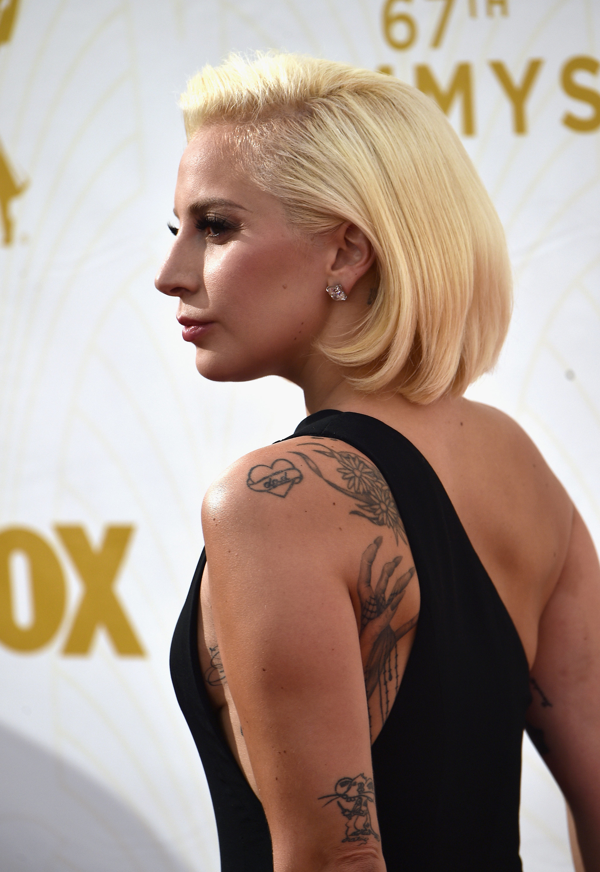 Lady Gaga Nose Profile