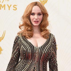 Christina Hendricks Looked Less Than Thrilled About Jon Hamm's Big Emmy Win