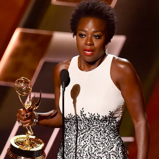 Viola Davis Reaction to Winning Emmy 2015