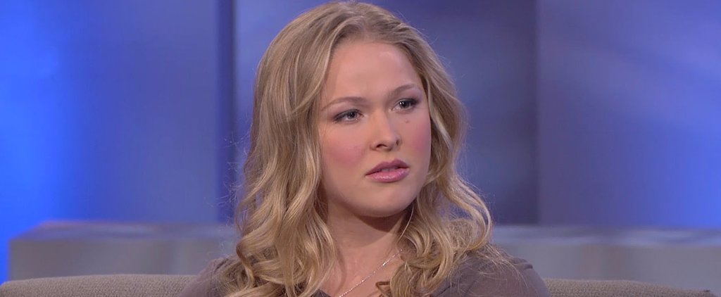 Why Sex Helps Ronda Rousey Fight Better