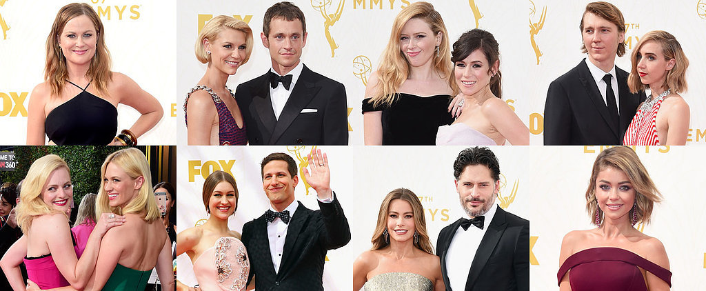 All Your Favourite TV Stars Were at the 2015 Emmys!